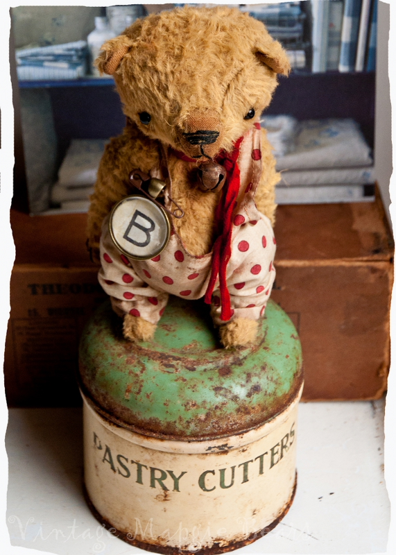 Polkadot Bear