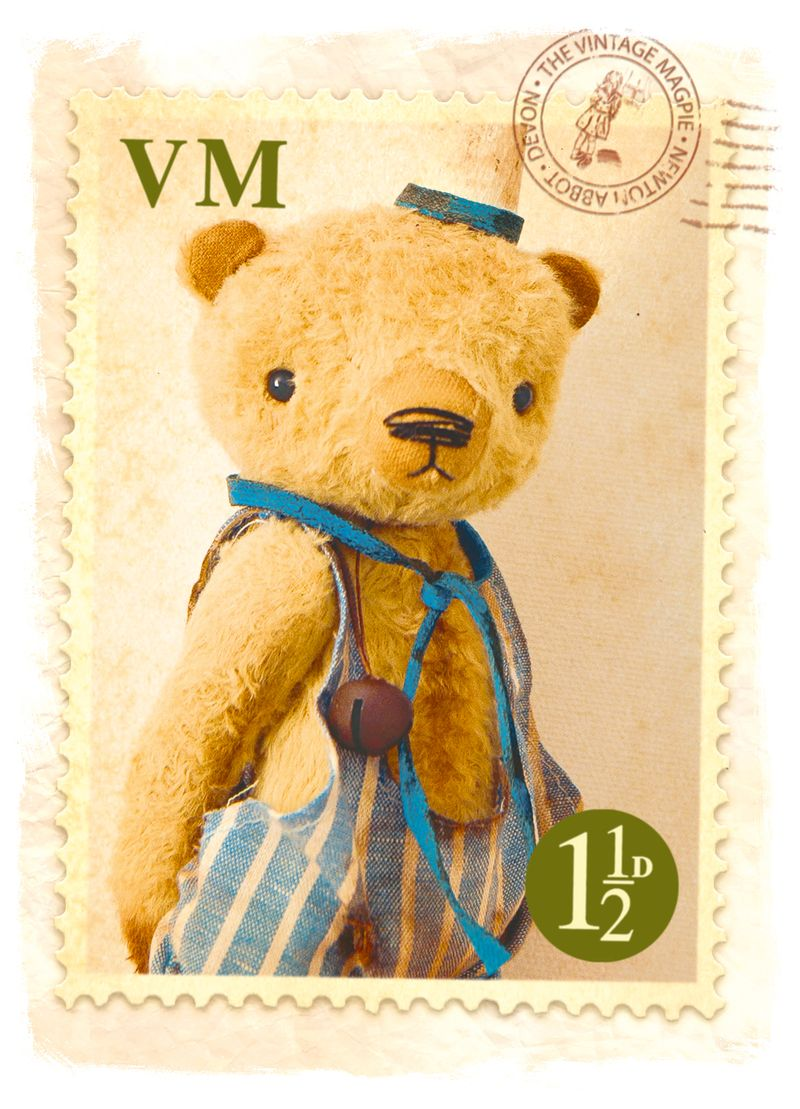 BEAR STAMPS 2 rgb